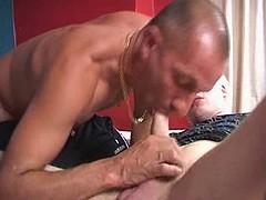 Amateur but moist chap uncovers pleasures of man-lover sex