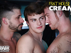 Frat House Spunk Video 2: Truck Load - NakedSword Originals
