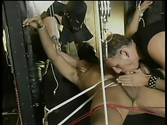 Gay leather and subjugation fuck fest in 1 episode
