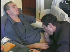 Extreme male roomates take in a hard dick in 1 episode