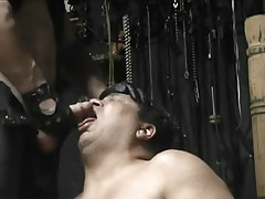 Corpulent cocksmoker lycan is fruitless for a sticky cock cream mouthful in 4 episode