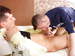 Brendon Rides Until That guy Ejects - Brendon Lee And Sky James