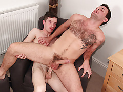 Riley Rides A Immense Without circumcision One - Daniel Scott And Riley Tess