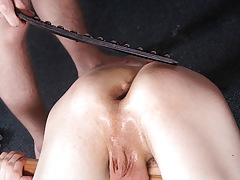 Beaten And Pummeled To A Cream Load - Josh Dixon and Aiden Jason