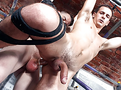 Hung Luke Wanked And Owned - Luke Desmond And Sean McKenzie