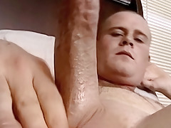 A Thick Right away Banging cream Load - Keith