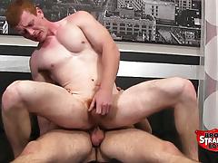 Vinnie Iron Fucks Spencer Todd