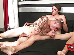 Cage Kafig Makes love Colby Jones