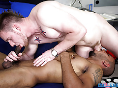 Ty Royal & Owen Michaels Flip