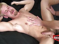 Tate Thompson & Romeo James Flip Fuck Raw