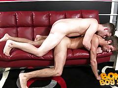 Lucas Bangs Blake Bennet Raw