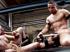 Sex Pigs : Leo Konig, Uwe Wagner