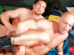 Drilling Hard, Scene #04