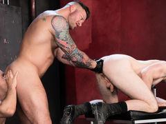 Full Fist Interrogation, Scene #04