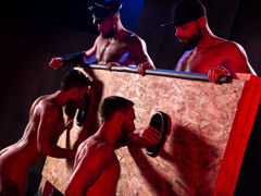 Beards, Bulges & Ballsacks!, Scene #04