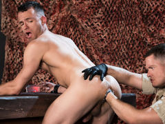 Total Fist Interrogation, Scene #05