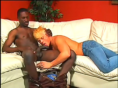 His First Black Cock