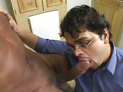 Bear faggot bottomless entrances ebony 10-Pounder