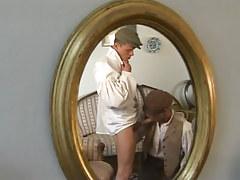Gay boyish sub sucks his appealing boyfriend