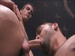Bear Arabian gay sucks by intense knob in pyramid