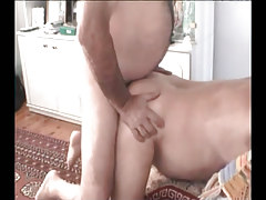 Fat mature fruits fuck in doggy style