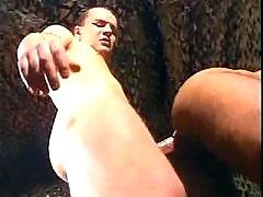 Gypsy faggot rides 10-Pounder and purchase jizzed
